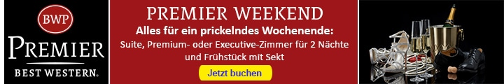 Premier Weekend buchen
