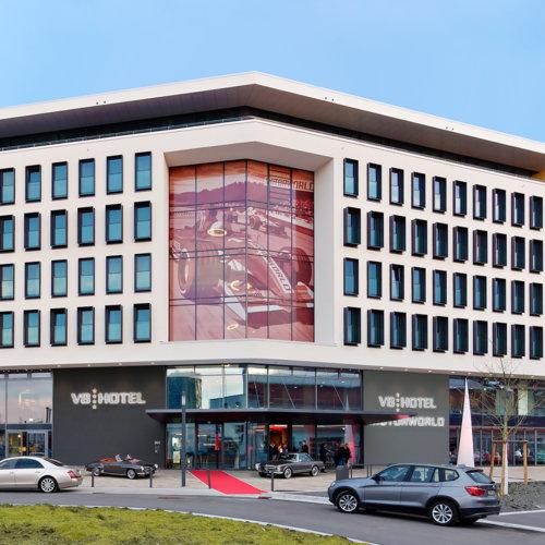 V8 Hotel Motorworld Region Stuttgart, BW Premier Collection