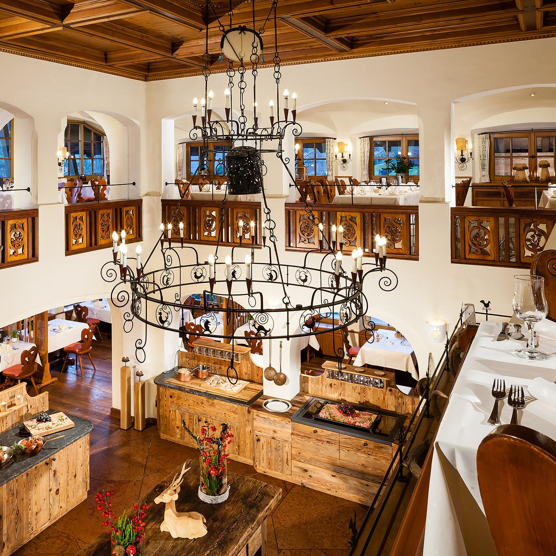 Best Western Premier Collection Berghotel Rehlegg Restaurant