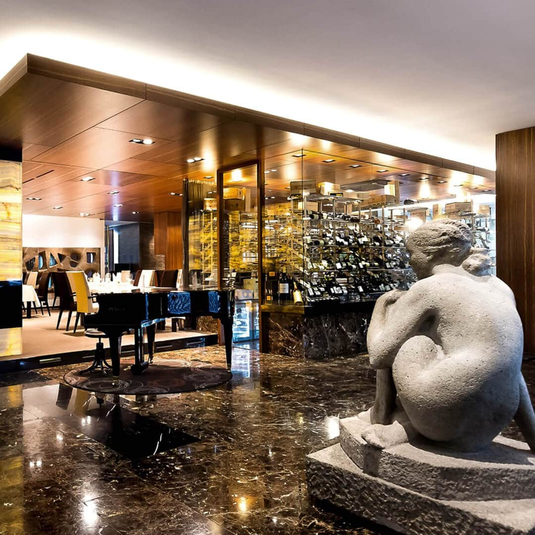 Best Western Premier Hotel International Brno Lobby