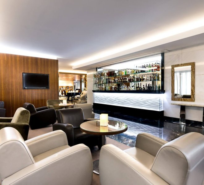 Best Western Premier Hotel International Brno Bar