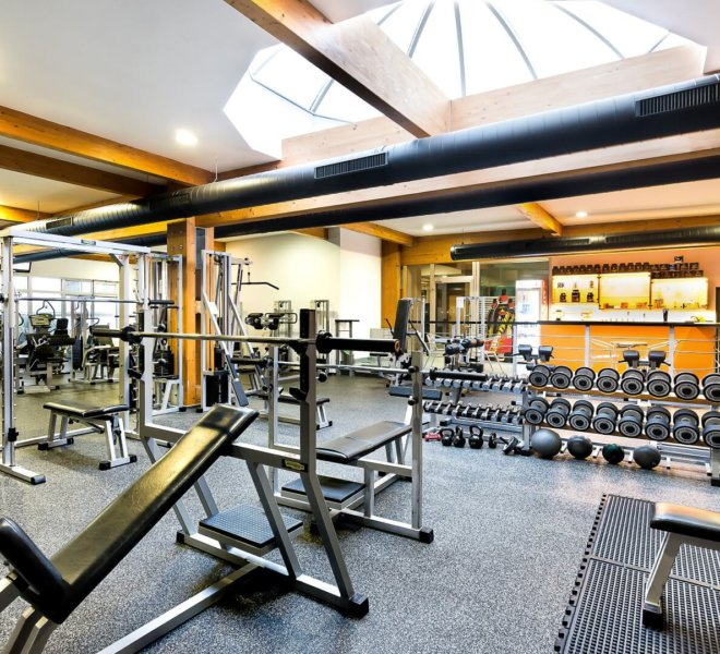 Best Western Premier Hotel International Brno Fitnessraum