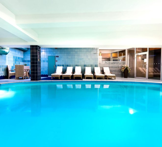 Best Western Premier Hotel International Brno Schwimmbad
