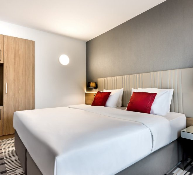 Best Western Premier Hotel International Brno Zimmer