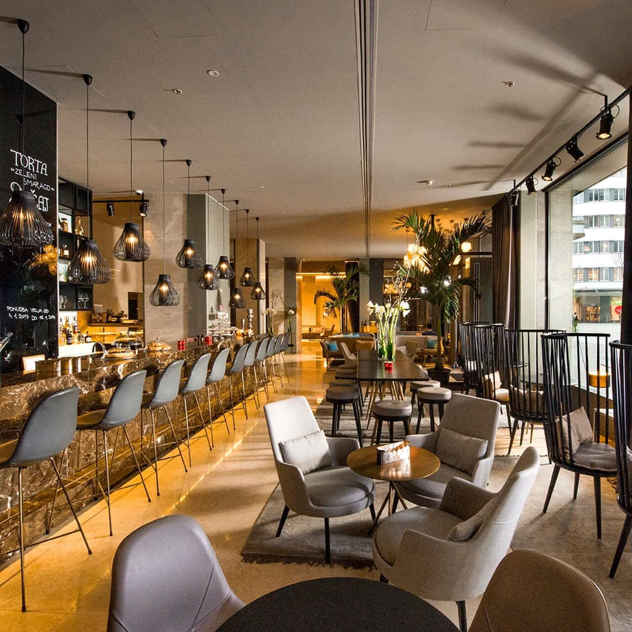 Best Western Premier Hotel Slon Restaurant