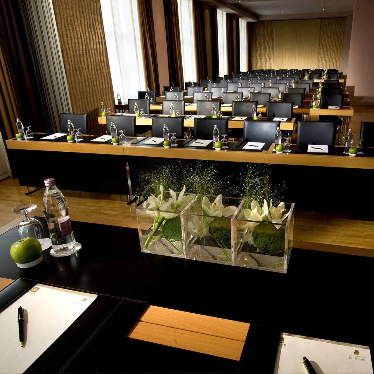 Best Western Premier Hotel Slon Tagungsbereich