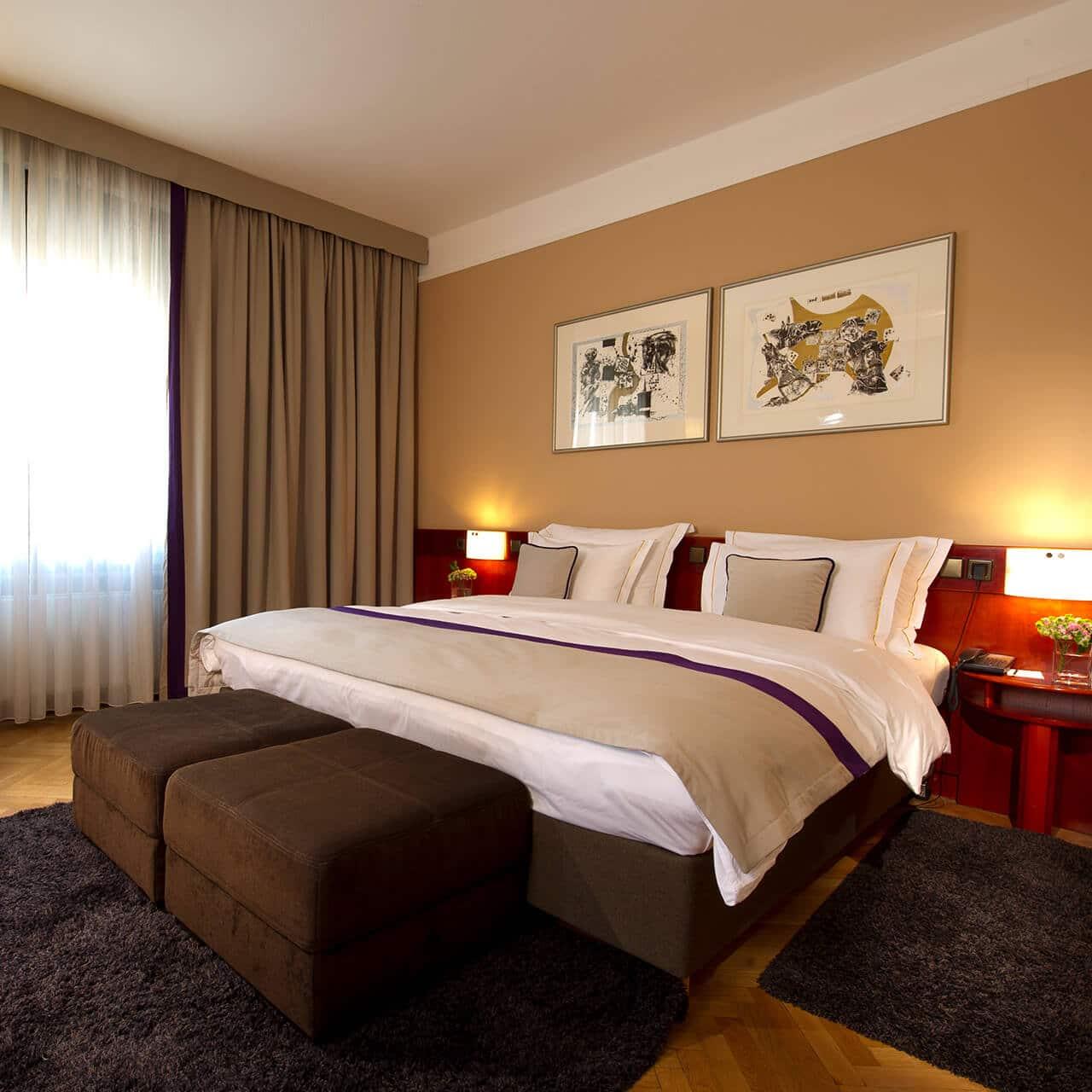 Best Western Premier Hotel Slon Zimmer