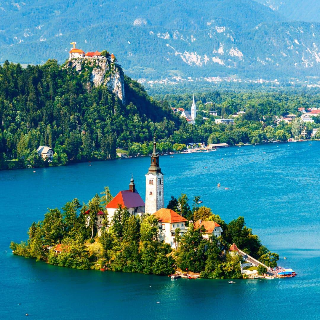 Best Western Premier Hotel Lovec Ausblick