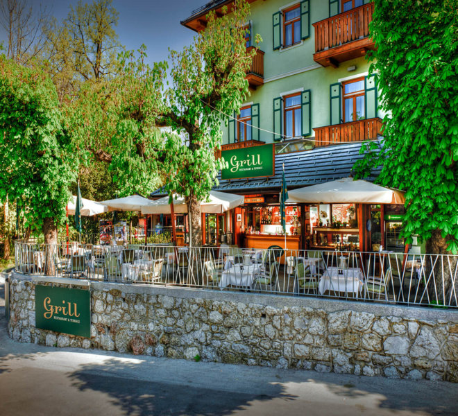 Best Western Premier Hotel Lovec Grill