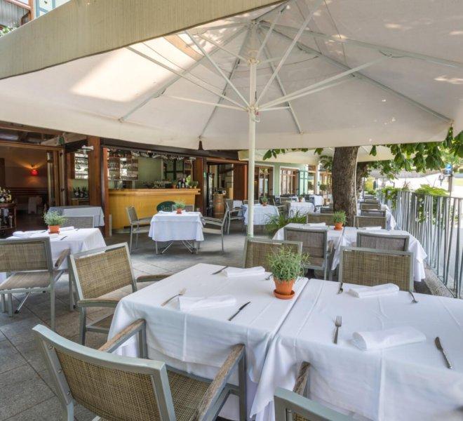 Best Western Premier Hotel Lovec Terrasse