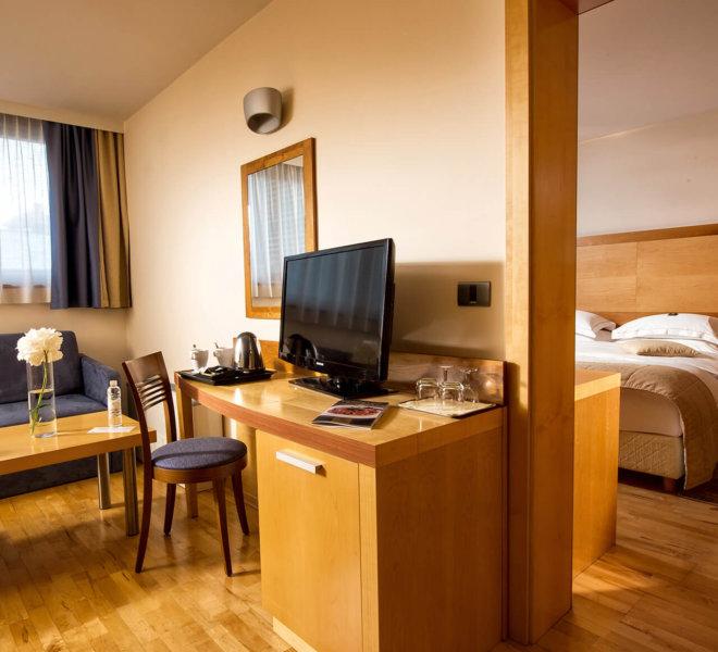 Best Western Premier Hotel Lovec Suite