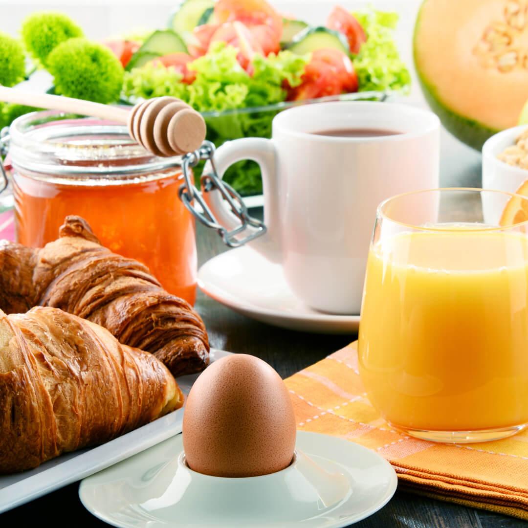 Best Western Premier Hotel Astoria Frühstück