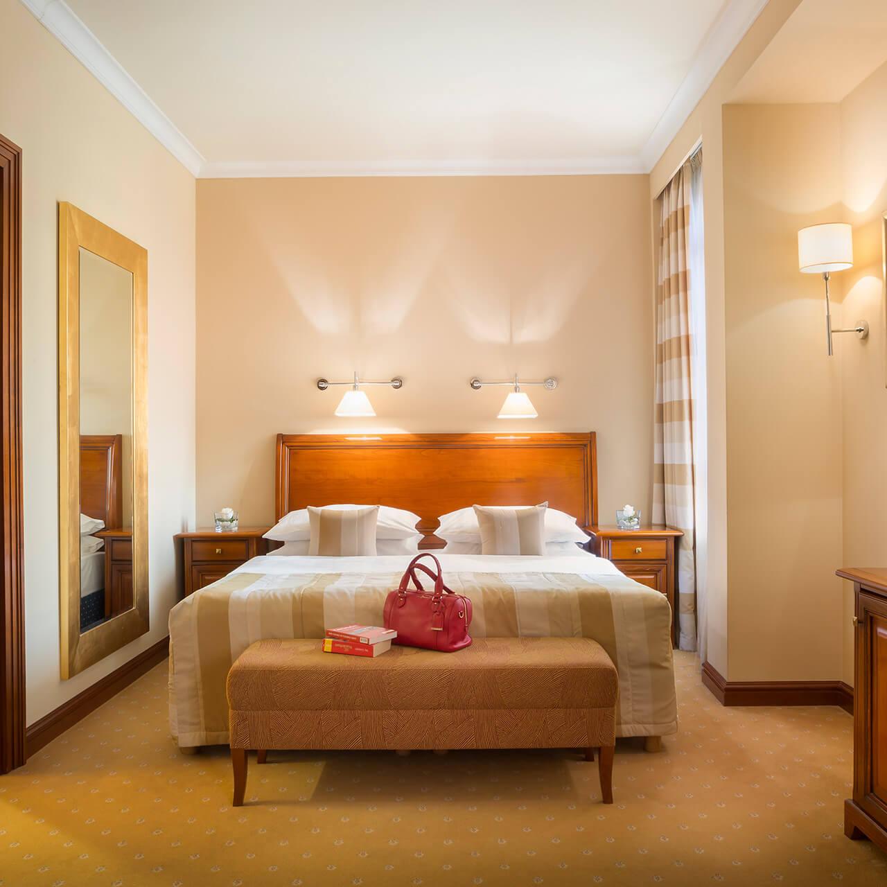 Best Western Premier Hotel Astoria Zimmer