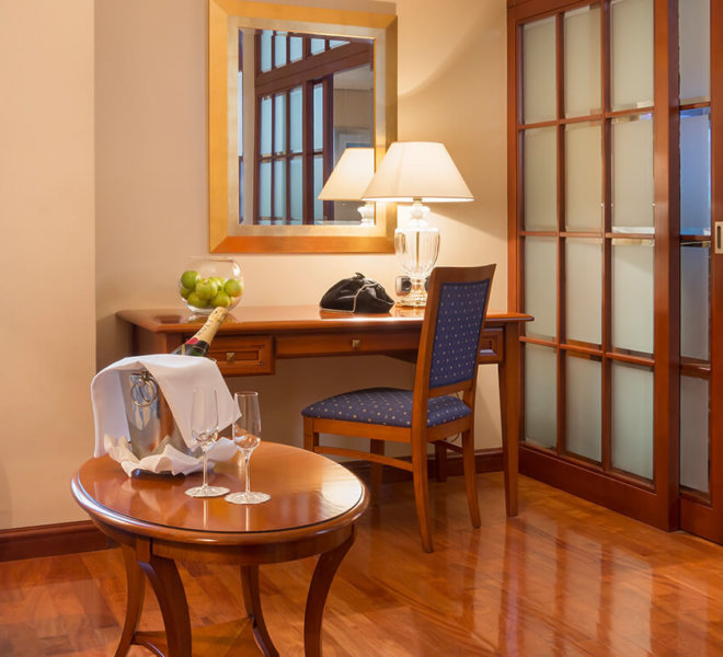 Best Western Premier Hotel Astoria Suite