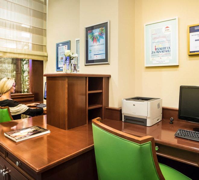Best Western Premier Hotel Astoria Businesscenter