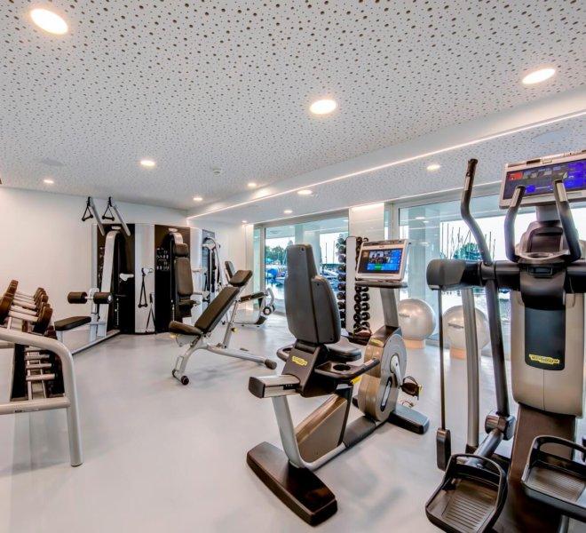 Best Western Premier Hotel Beaulac Fitnessraum