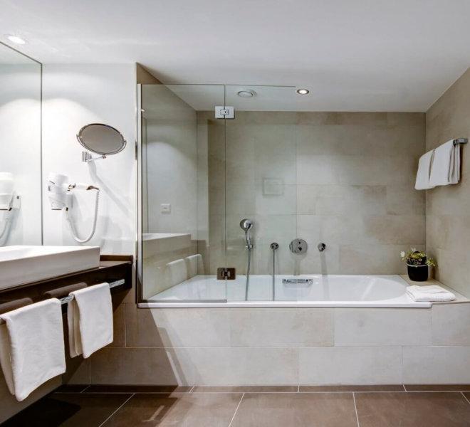 Best Western Premier Hotel Beaulac Badezimmer