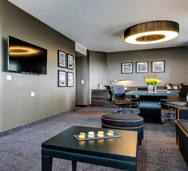 Best Western Premier Hotel Beaulac Suite
