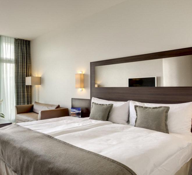 Best Western Premier Hotel Beaulac Zimmer