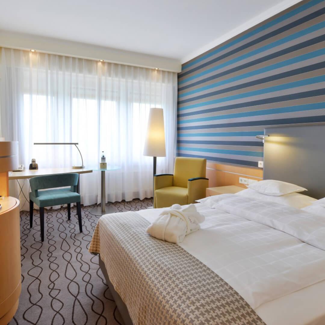 Best Western Premier Parkhotel Kronsberg Zimmer