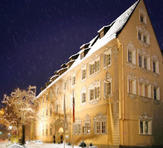 Best Western Premier Hotel Rebstock Außenansicht