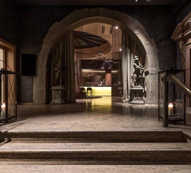 Best Western Premier Hotel Rebstock Lobby