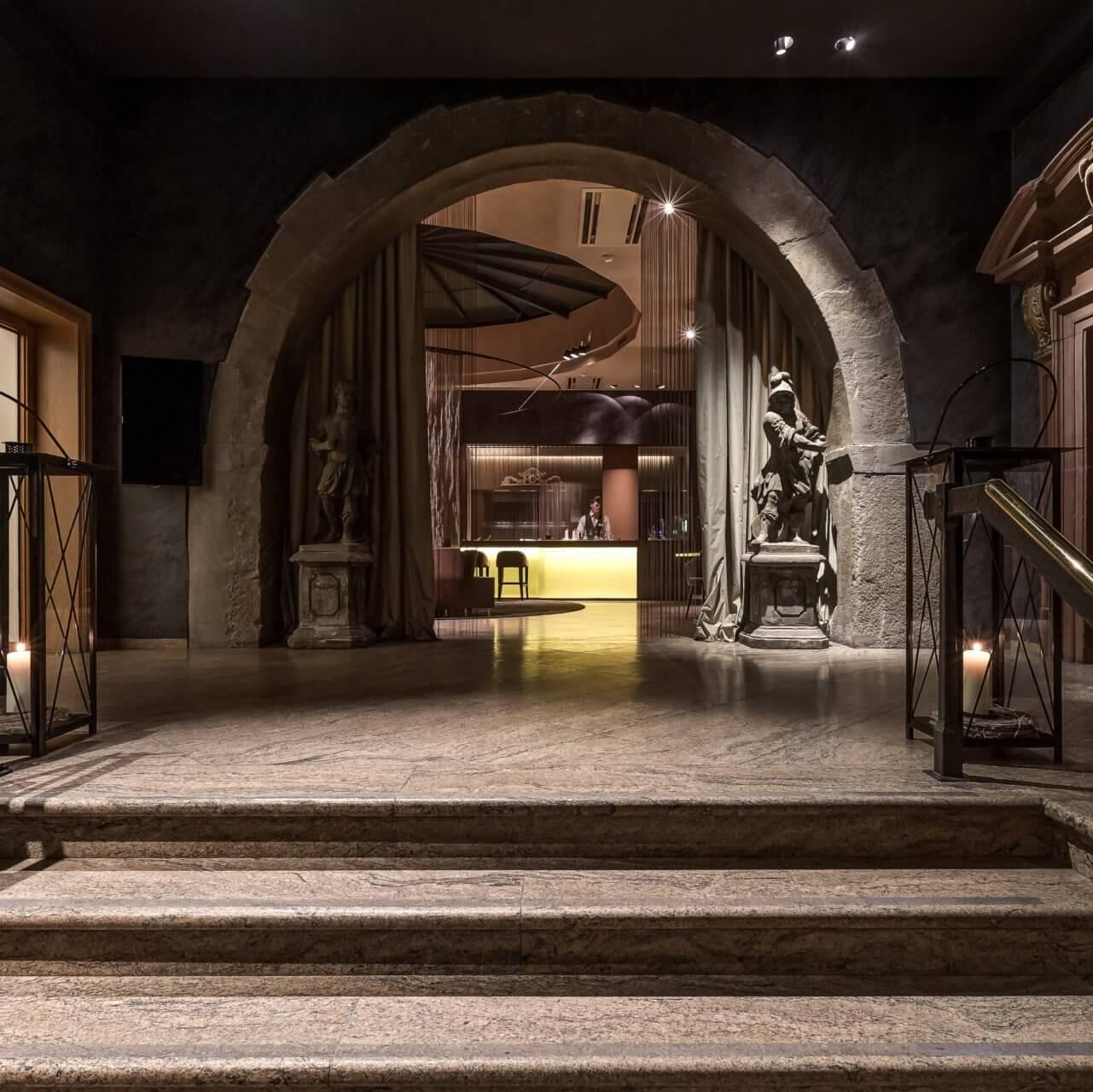 Best Western Premier Hotel Rebstock Eingangsbereich