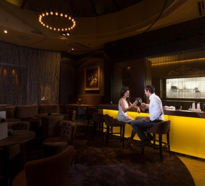 Best Western Premier Hotel Rebstock Bar