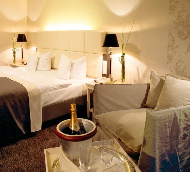 Best Western Premier Hotel Rebstock Komfort-Zimmer