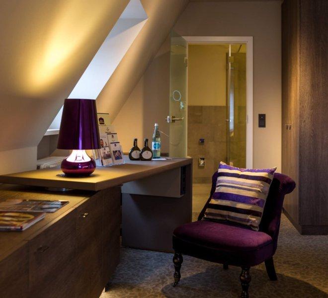 Best Western Premier Hotel Rebstock Zimmer