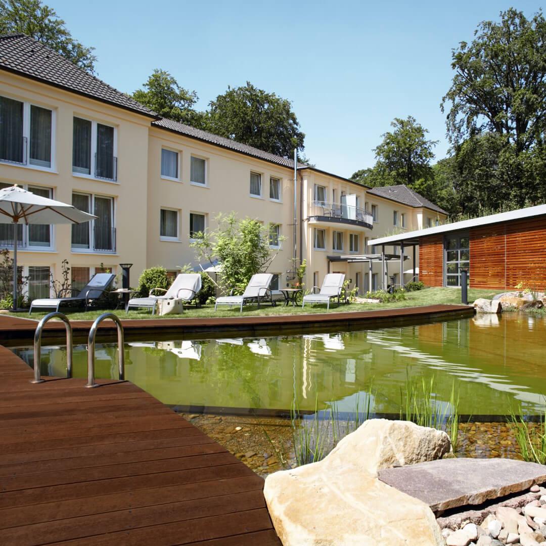 Best Western Premier Park Hotel & Spa Außenbereich