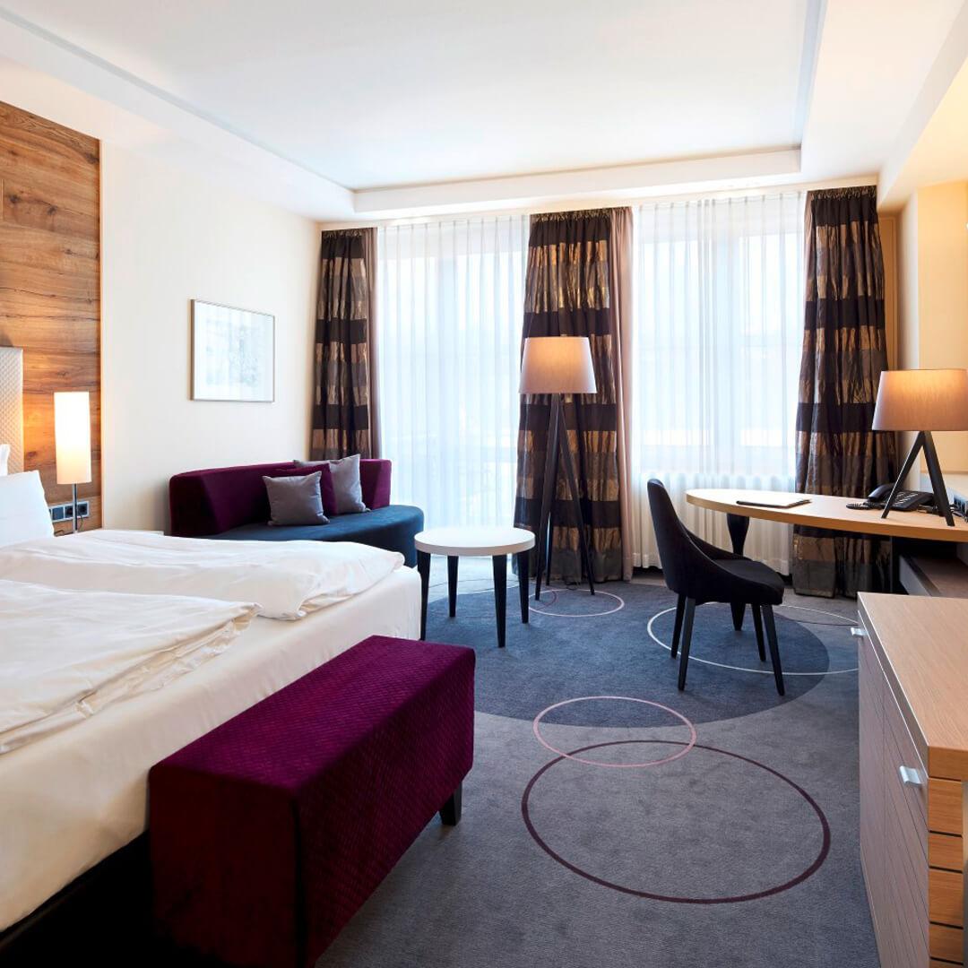 Best Western Premier Park Hotel & Spa Zimmer