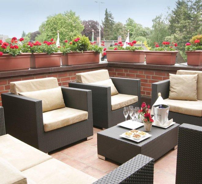 Best Western Premier Alsterkrug Hotel Außenbereich