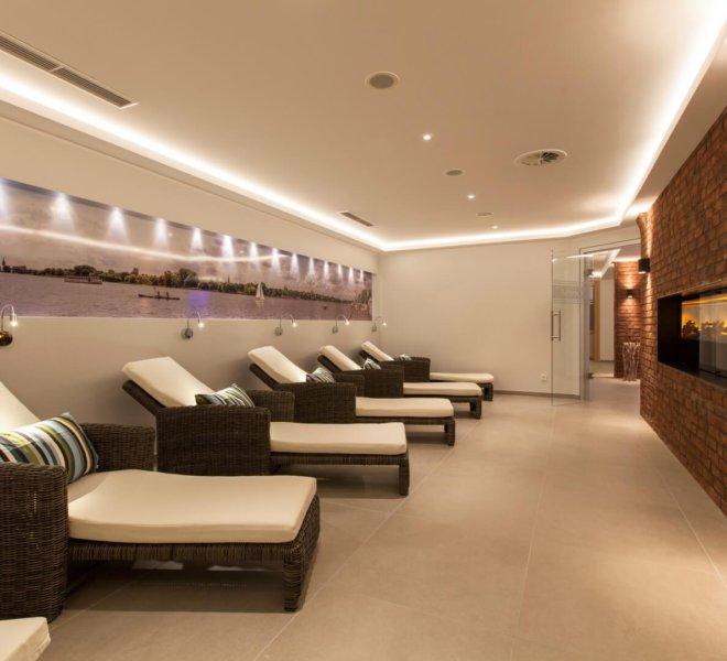 Best Western Premier Alsterkrug Hotel Spabereich