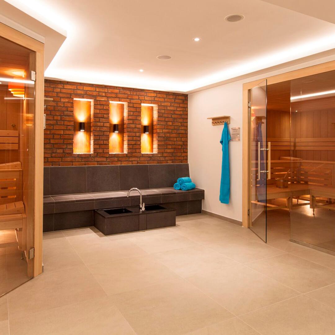 Best Western Premier Alsterkrug Hotel Sauna
