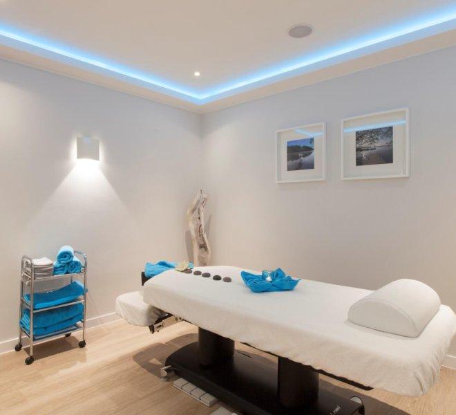 Best Western Premier Alsterkrug Hotel Massagebank