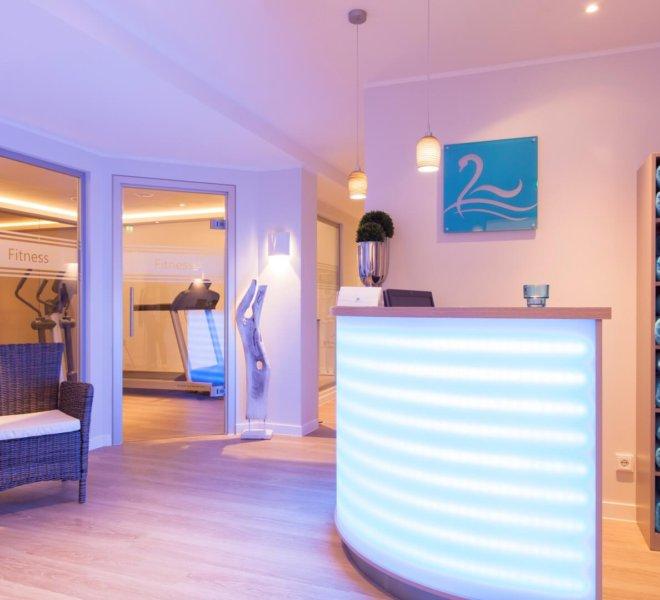 Best Western Premier Alsterkrug Hotel Fitnessbereich