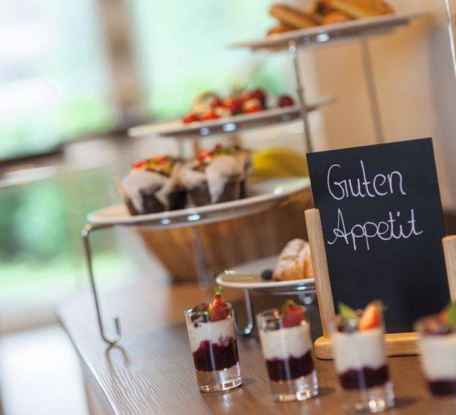 Best Western Premier Alsterkrug Hotel Frühstück