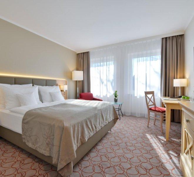 Best Western Premier Alsterkrug Hotel Zimmer