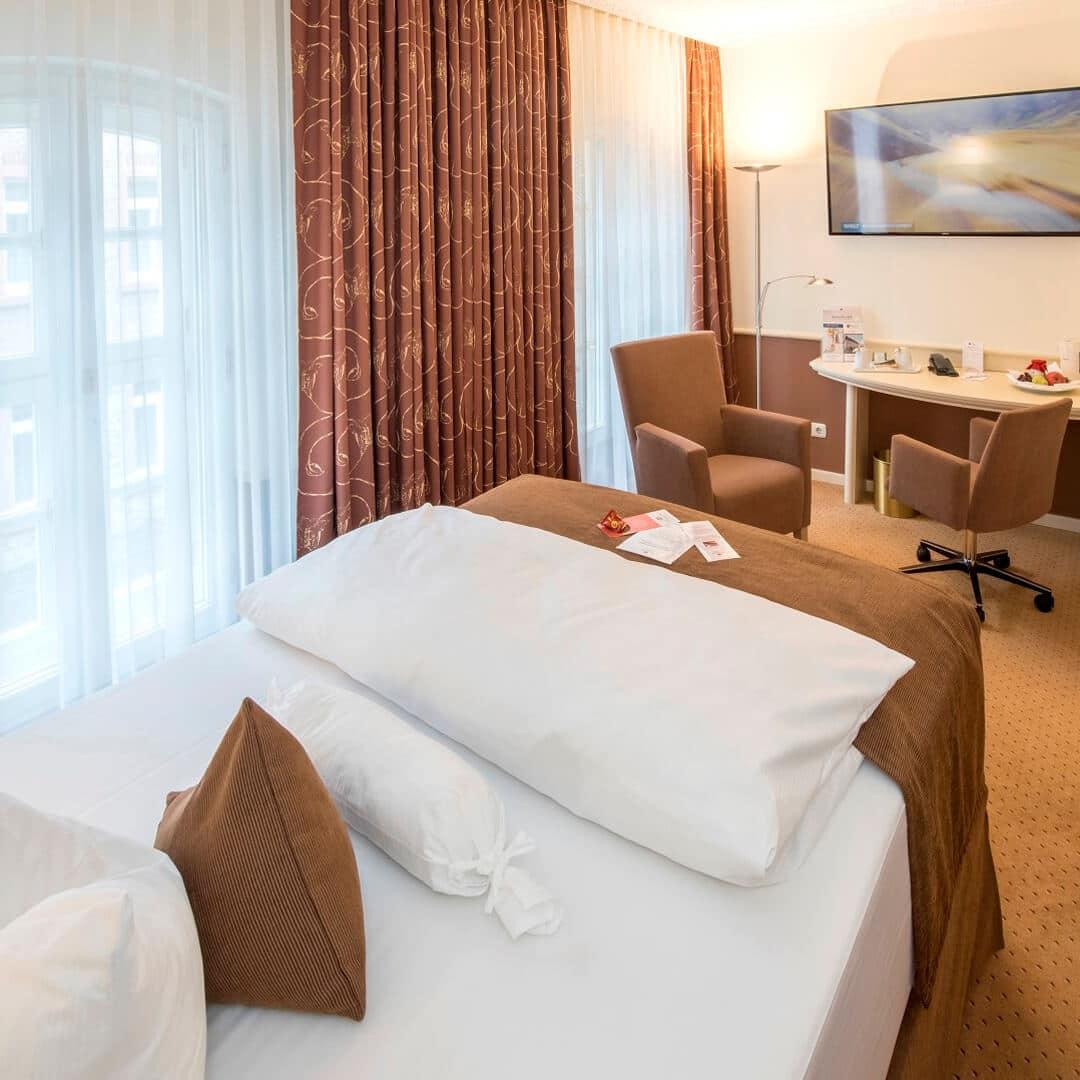 Best Western Premier Hotel Villa Stokkum Zimmer