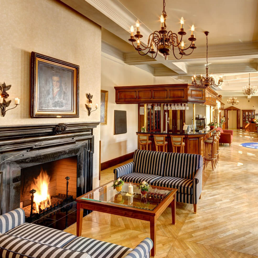 Best Western Premier Parkhotel Engelsburg lounge
