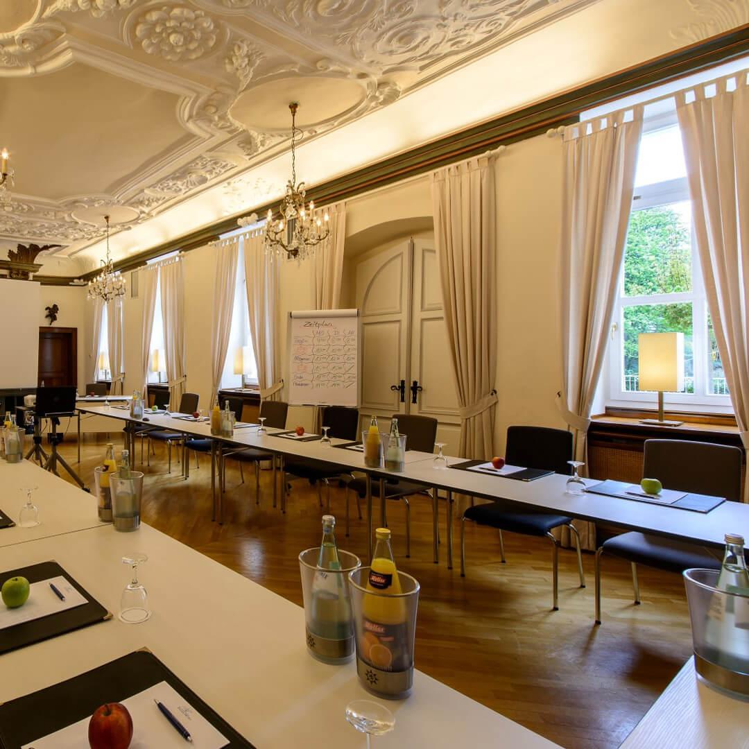 Best Western Premier Parkhotel Engelsburg Tagungsraum