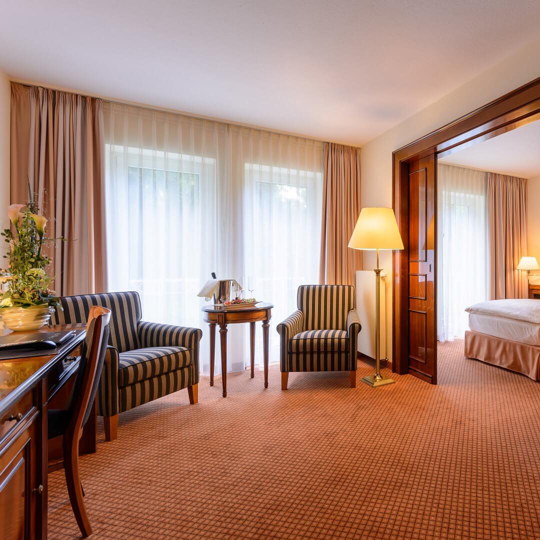 Best Western Premier Parkhotel Engelsburg Zimmer