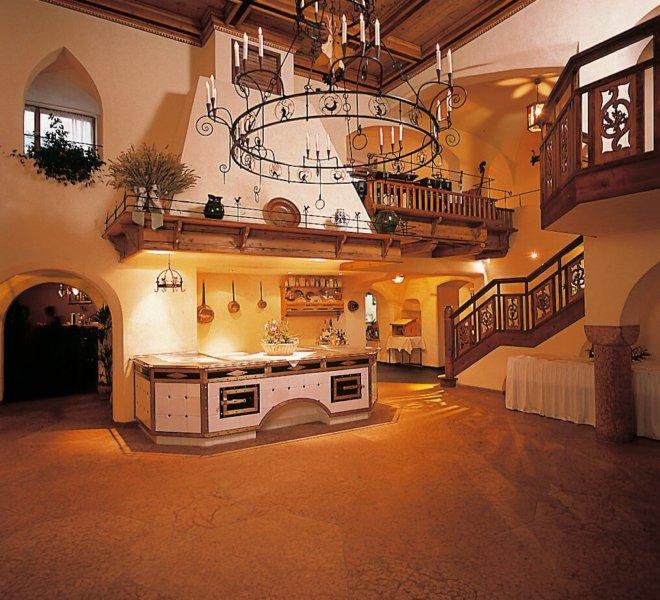 Berghotel Rehlegg Restaurant