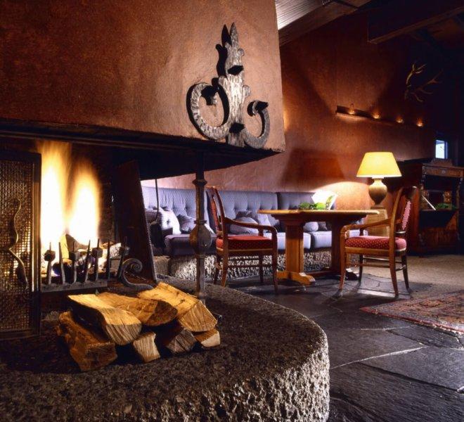 Berghotel Rehlegg Lounge