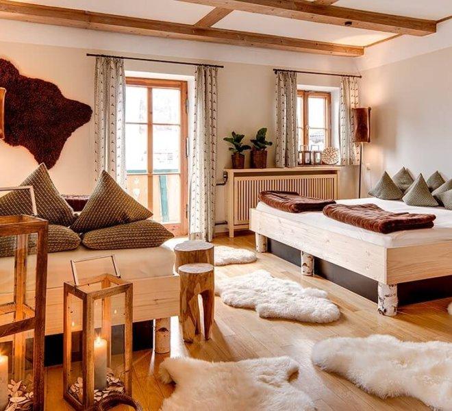 Berghotel Rehlegg Spabereich