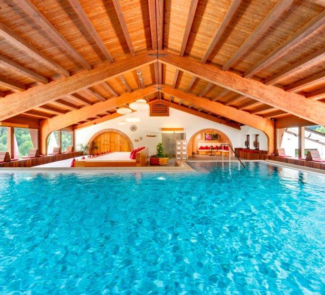Berghotel Rehlegg Schwimmbad
