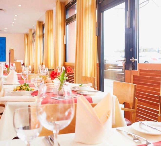 Best Western Premier Airporthotel Fontane Restaurant