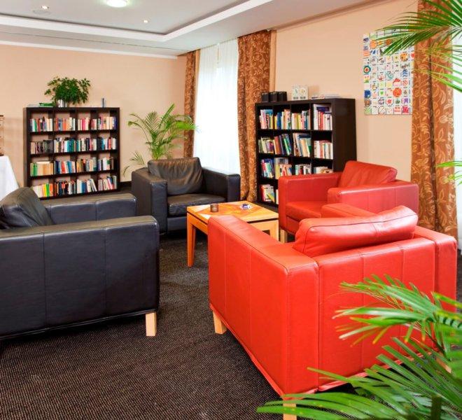 Best Western Premier Airporthotel Fontane BERlin Lounge