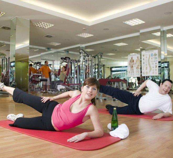 Best Western Premier Airporthotel Fontane BERlin Fitnessbereich